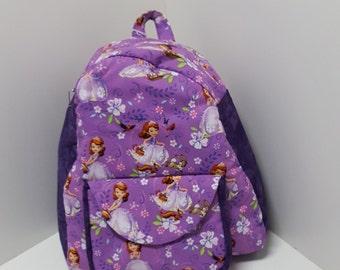 NEW JR Toddler Backpack - Little Princess