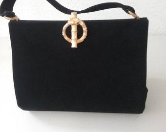 Koret Suede Handbag  #15
