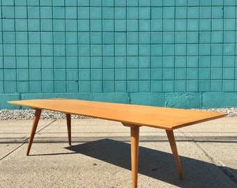 Paul McCobb | Planner Group Coffee Table Bench | Mid Century