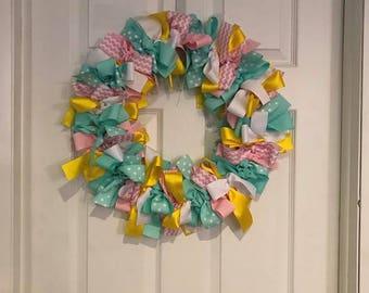 Bow & Ribbon Wreath