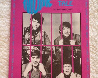 The Monkees Tale a Book