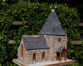 Enchanted Cottages ~  'St Johns Wort Church'