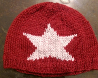 Knitted Jammer Panty Beanie