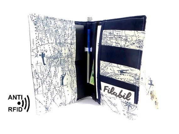 Rfid family passport holder passport wallet family travel like this item gumiabroncs Choice Image