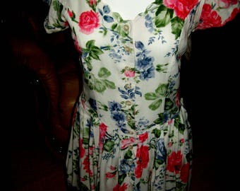 A ladies German vintage dress
