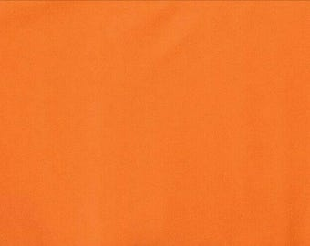 Jersey United knit orange, United stretch fabric