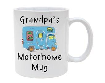 Motorhome mug