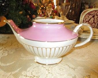 ENGLAND ARTHUR WOOD Teapot