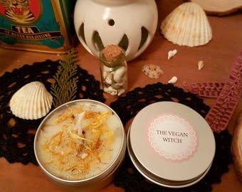 Vegan Litha candle