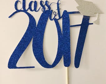 2017 Graduation Centerpieces
