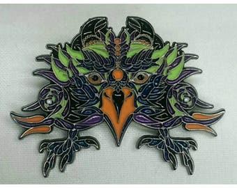 John Ckirk Owl Hat Pin!
