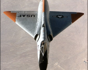 16x24 Poster; F-106 Delta Dart P3