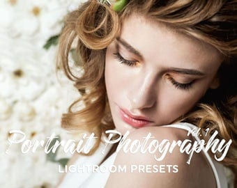Portrait Lightroom Presets for Photography Editing Retouching | lightroom presets portrait soft skin