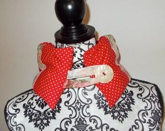 Band neck with cherry stones