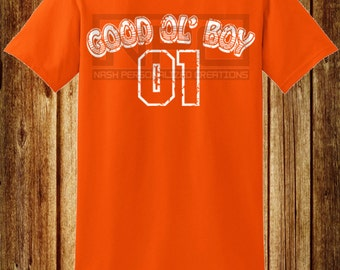 Good Ol Boy T-shirt Dukes Of Hazzard