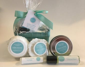 Get Well Soon Care Package by LeaBee Naturals