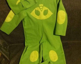 Carnival costume super sleep suits in soft and warm fleece