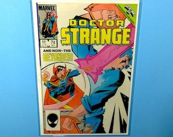 Doctor Strange #74 Comic Book, (Grade NM) 1985, Marvel Comics Doctor Strange, Dr Strange, B3