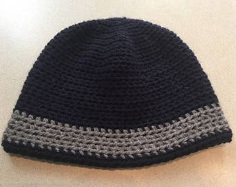 Beanie with band