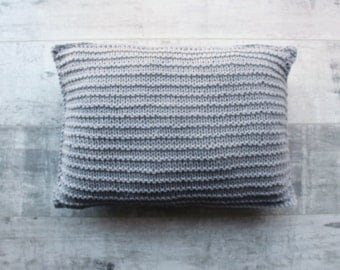 Snake Cushion Knitting Pattern : Garter stitch Etsy
