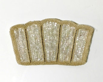 Art Deco Beaded Vintage Clutch
