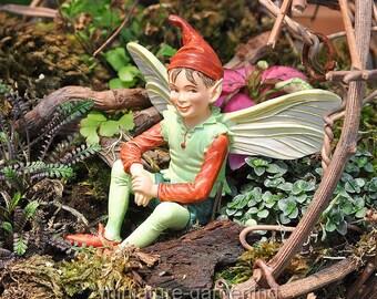 Elf Fairy for Miniature Garden, Fairy Garden