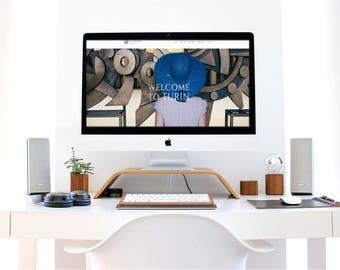Custom Website Design, Hosting and Social Media Marketing