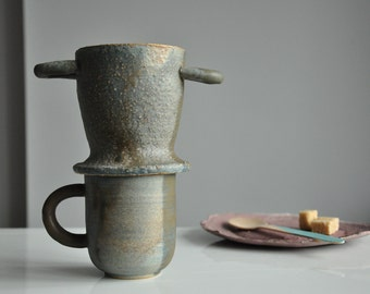 New Crank Coffee Pour Over