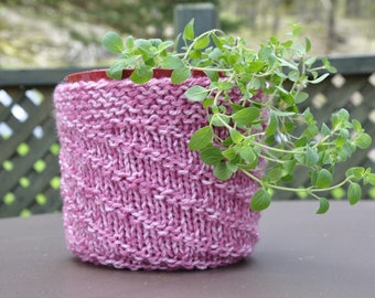 Flower Pot Cozies