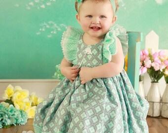Josie Dress Photo Prop