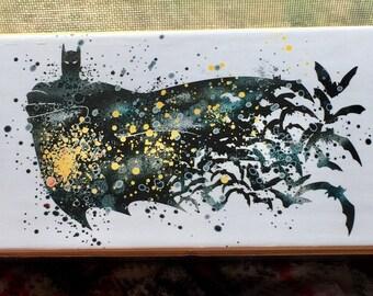 "Superhero ""Batman"" Decorative Box"