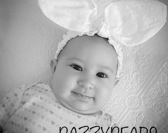 bunny ear headband, large bunny ears, bunny headband, bunny baby headband, bunny ears, toddler bunny ears, bunny ears, baby ear