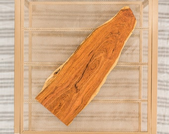 837/ 822  Beautiful Mesquite Bread / Serving Tray measuring 21.25 X 8 inches