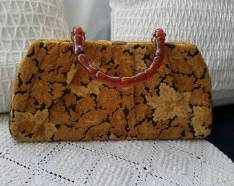 Carpet Bag Handbag