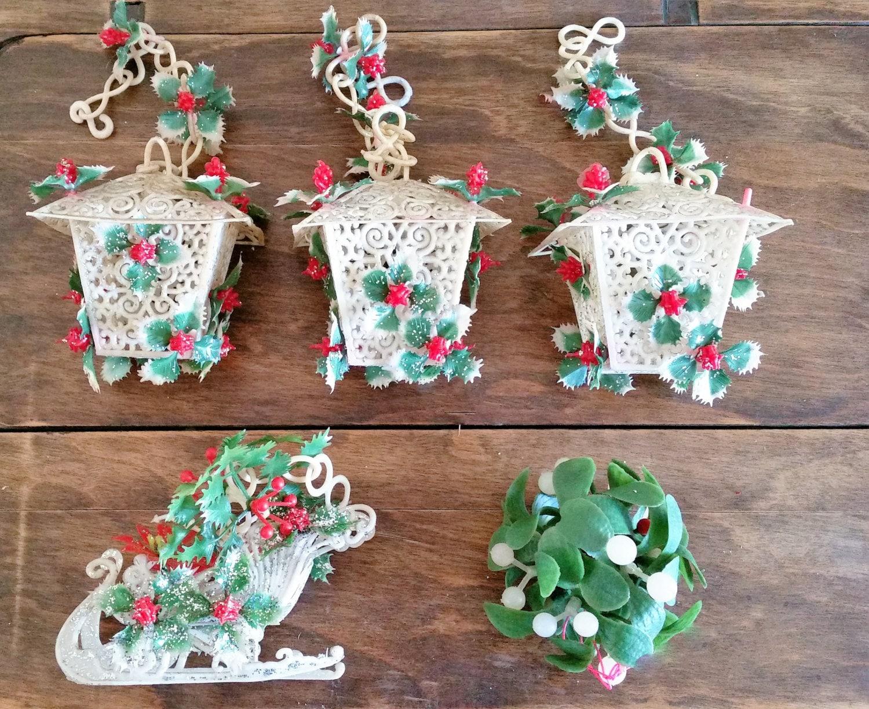 Unusual christmas tree decorations uk : Unusual vintage christmas tree decorations by