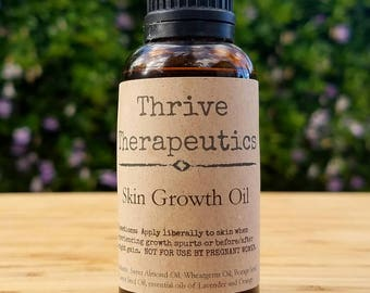 Skin Growth Formula with Carrot Seed Essential Oil