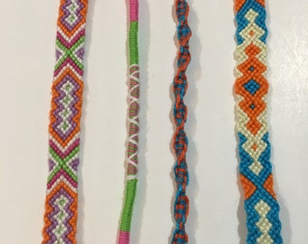 Friendship Bracelets #45