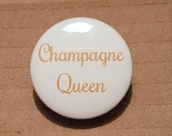 Bachelorette Button, Hen Party Badges, Hen Night Badges, Champagne Badge, Champagne Button, Bachelorette Favors, Hen Party Favours