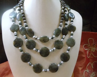 Sumptuous trend necklace jewelry statement