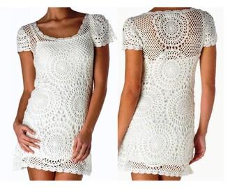 crochet dress pattern,detailed tutorial,crochet wedding dress pattern,crochet summer dress pattern,crochet summerwear pattern,crochet dress