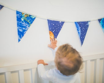 Outer space props etsy for Space baby fabric