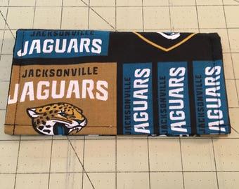 Jacksonville Jaguars Checkbook Cover