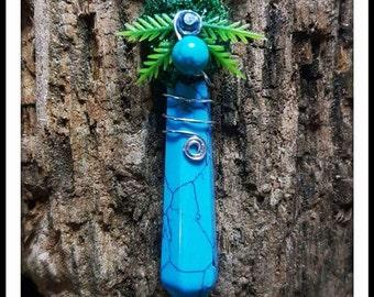 Turquoise Gemstone necklace