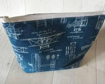 Project bag / Wip bag.