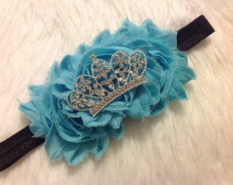 Disney Princess Elsa Frozen  Inspired Tiara Boutique Hair Accessory