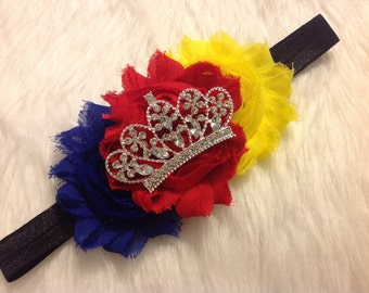 Disney Princess Snow White Inspired Tiara Boutique Hair Accessory