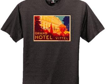 Grand Hotel Vittel (black)
