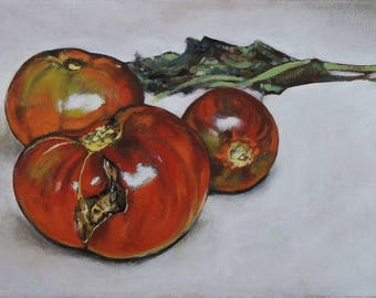 Tomatoes and sage