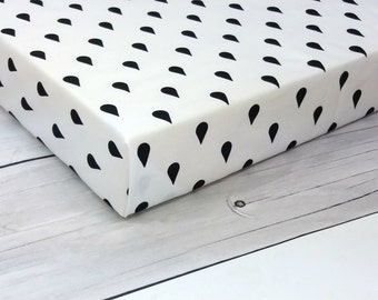 crib sheets, monochrome baby, fitted crib sheet, crib bedding, crib sheet, monochrome nursery, mini crib sheets, bassinet sheet, cot sheet