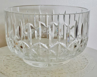 """Waterford Crystal Bowl, 5"""" High"""